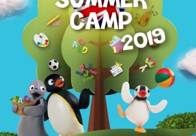Pingu's English e Tec insieme per il Summer Camp 2019