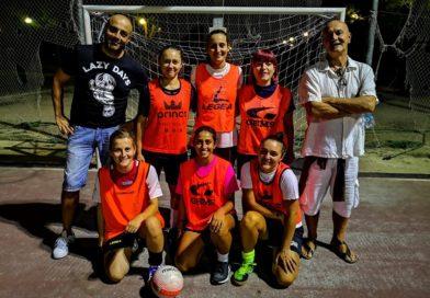 La Boca Girl lancia la prima squadra di calcio a 5