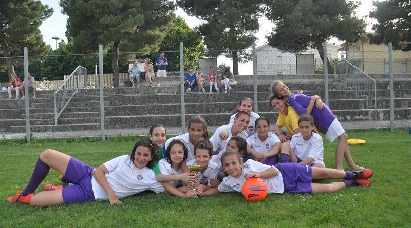 """Boca Girl, Scuola Calcio in crescita. """"Siamo una grande famiglia"""""""