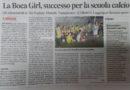 Corriere Adriatico – Grande successo per la Scuola Calcio