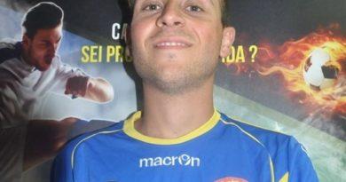 Riccardo Mogetta Mvp della Futsal Tec Marche
