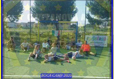 Boca Summer Camp 2020 (Video)