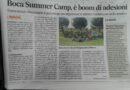 Boom di iscrizioni per il Boca Summer Camp