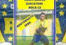 La Boca ha il suo faraone. Sebastiano Conti torna in maglia azul y oro