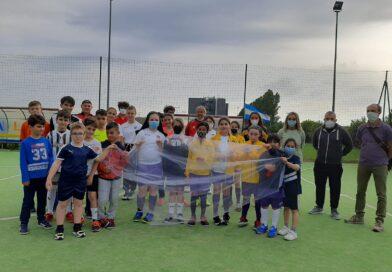 La Boca Civitanova ricorda Maradona e omaggia Falcone. In campo le Piccole Stelle